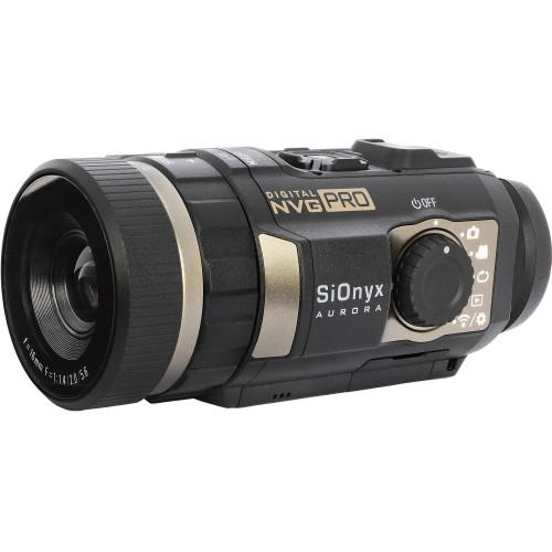 SIOnyx Aurora Black szines éjjellátó kamera