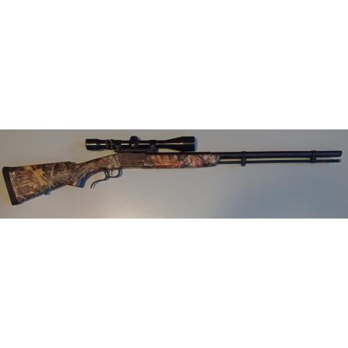 Pedersoli Denali inline vadászpuska .50 kaliberű elöltöltős