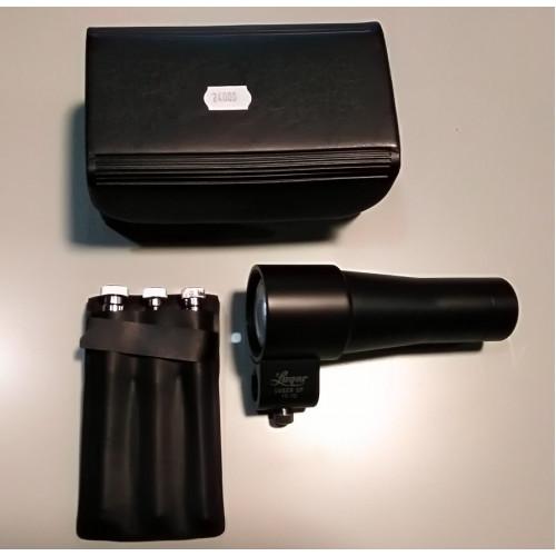 Luger optikai hidegbelövő készülék