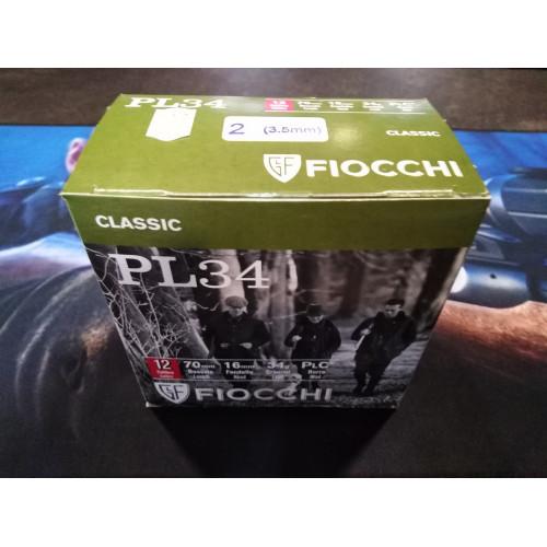 Fiocchi PL 34 sörétes lőszer