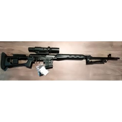 Dragunov (SzVD-63)  vadászpuska