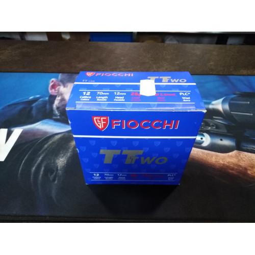 Fiocchi TTTwo 12/70 sörétes lőszer