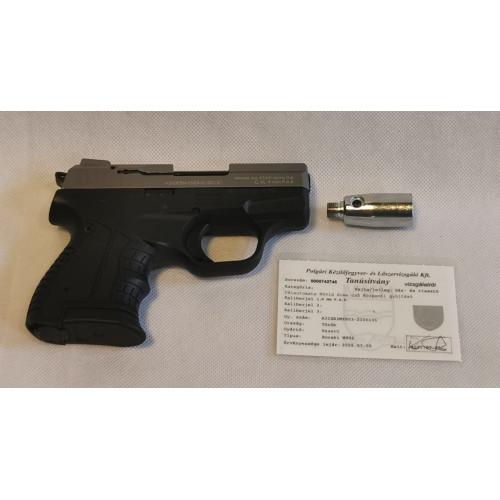 Zoraki M906 PTB 9mm P.A.K. gáz-riasztó pisztoly