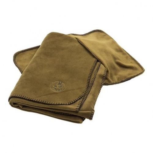 M-Tramp fleece párna+ takaró zöld